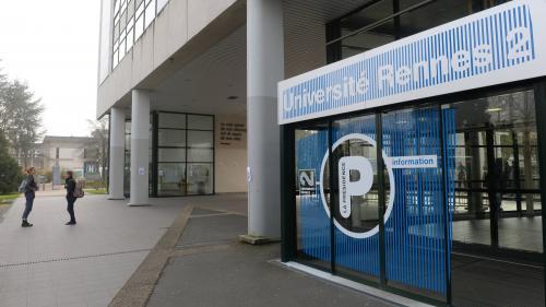 """Bizutage : l'université de Rennes 2 prend des sanctions après la diffusion d'images """"dégradantes"""""""