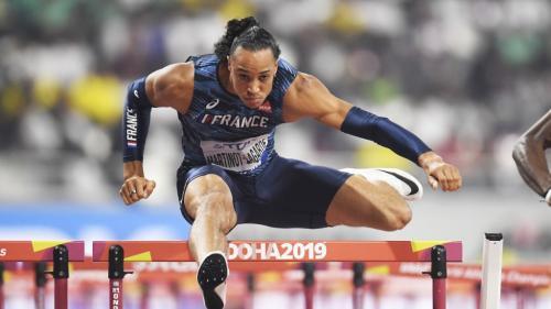 Mondiaux d'athlétisme : Pascal Martinot-Lagarde décroche la médaille de bronze sur le 110 mètres haies