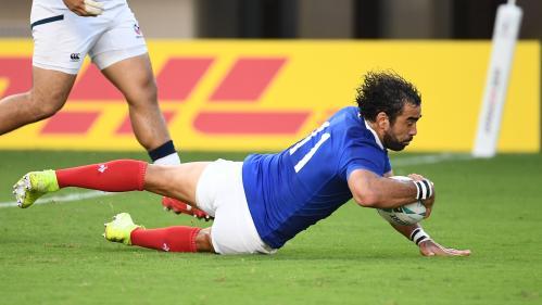 DIRECT. Coupe du monde de rugby : le XV de France au bord du gouffre face aux Etats-Unis (12-9)