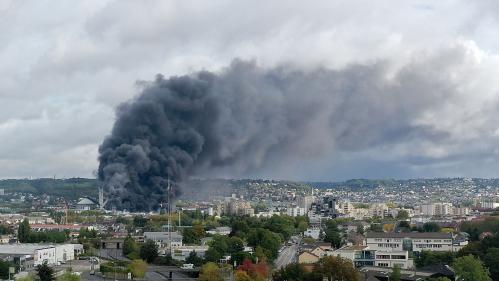 VIDEO. Rouen : les produits de l'usine Lubrizol en questions