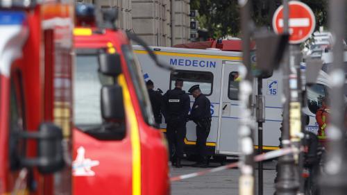 Ce que l'on sait de l'attaque mortelle à la préfecture de police de Paris