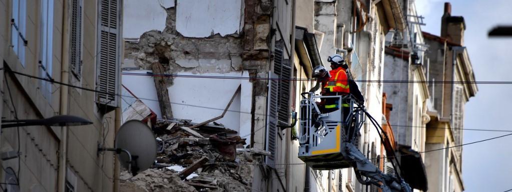 Une locataire d'un immeuble qui s'est effondré rue d'Aubagne à Marseille réclame une indemnisation