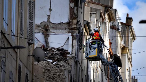 Confinement à Marseille : comment vivent les familles relogées de la rue d'Aubagne ?