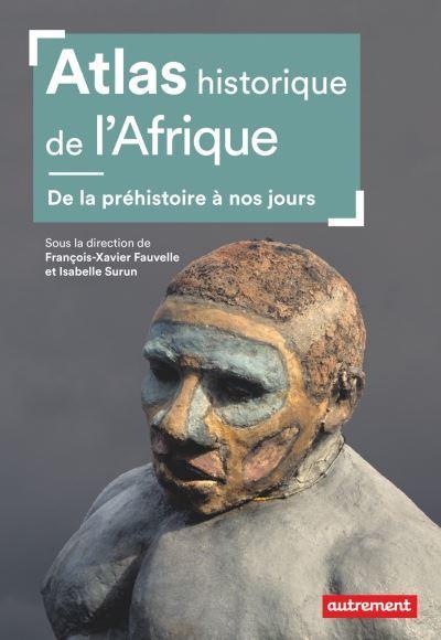 """La couverture du livre \""""Atlas historique de l\'Afrique\"""""""