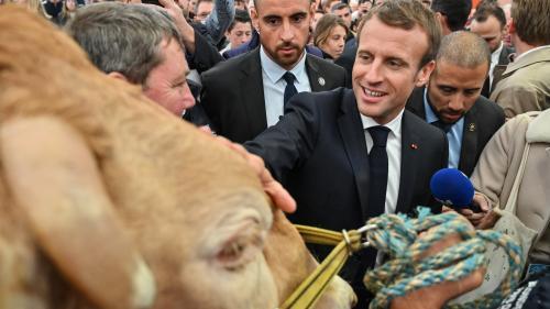 """Incendie de l'usine Lubrizol : """"J'irai bien sûr à Rouen"""", affirme Emmanuel Macron"""