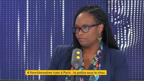 """""""Nous n'avons pas d'indication sur une radicalisation éventuelle"""" de l'assaillant, affirme Sibeth Ndiaye"""