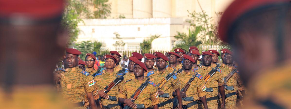 G5-Sahel : l'armée du Burkina Faso en pleine déroute 20168679