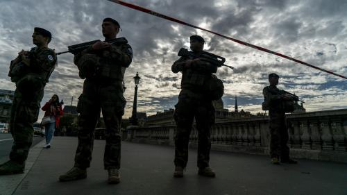 DIRECT. Attaque à la préfecture de police de Paris : le procureur antiterroriste va s'exprimer à 16 heures