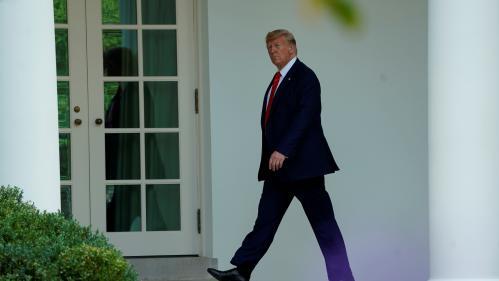 La Maison blanche assignée à comparaître dans l'enquête pour la destitution de Donald Trump
