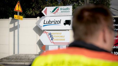 Incendie à Rouen : Lubrizol va participer à la réparation des conséquences de l'incendie pour les habitants et les agriculteurs
