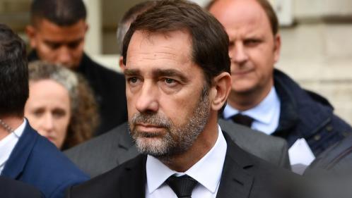 """Tuerie de la préfecture de police : Christophe Castaner estime que la question de sa démission ne se """"pose pas"""""""