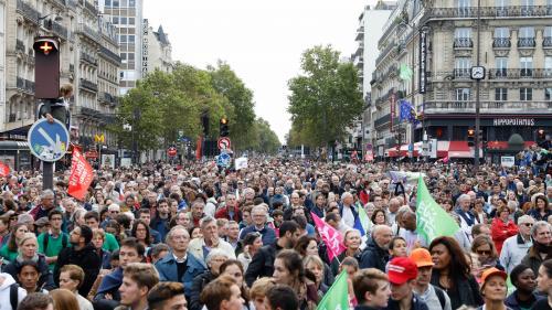 Manif anti-PMA pour toutes : 74 500 personnes ont défilé à Paris, selon un comptage indépendant