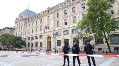 Tuerie à la préfecture de police : l'épouse de l'assaillant a été remise en liberté
