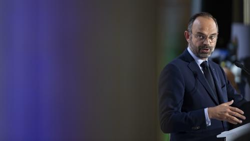 """Réforme des retraites : """"Je ne crois pas que les Français acceptent de subir des blocages"""", prévient Edouard Philippe"""
