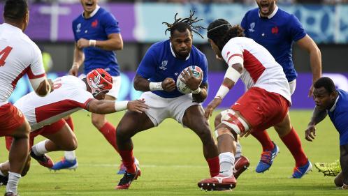 DIRECT. Mondial de rugby : le XV de France souffre mais mène toujours (23-14) face aux Tonga. Suivez et commentez le match avec nous
