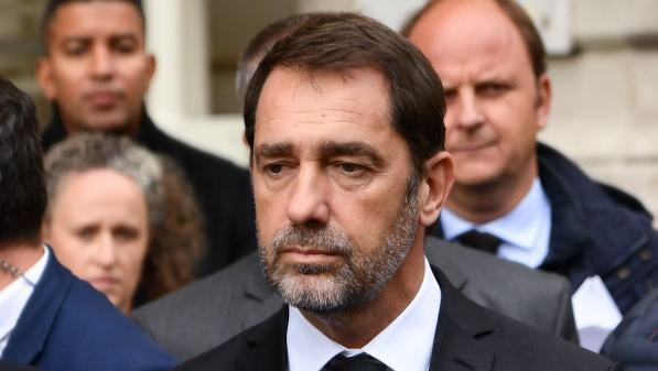"DIRECT. Attaque à la préfecture de police de Paris : Christophe Castaner estime que la question de sa démission ne se ""pose pas"""