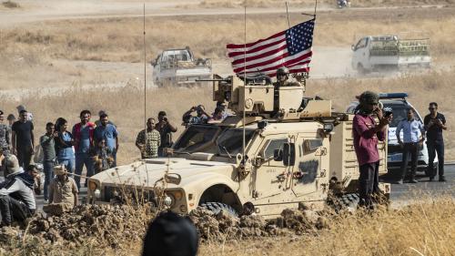 DIRECT. Les troupes américaines quittent le nord de la Syrie, ouvrant la voie à une offensive turque contre les forces kurdes