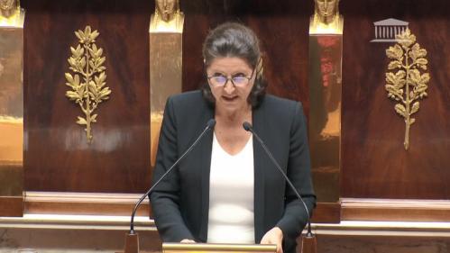 """DIRECT. Immigration : Agnès Buzyn défend l'AME et refuse le principe d'une """"participation financière"""" pour les personnes éligibles"""