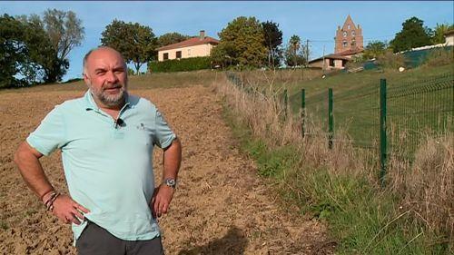 """Jean-François Lamassé, agriculteur depuis 26 ans : """"Il faut arrêter de croire qu'on pulvérise des produits par plaisir"""""""