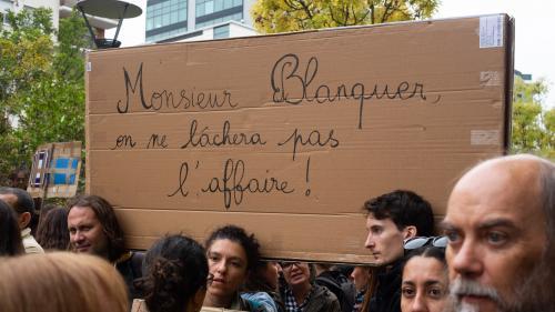 """VIDEO. """"J'ai été embauchée en vingt minutes"""" : le cri d'alarme d'une ex-enseignante en Seine-Saint-Denis"""