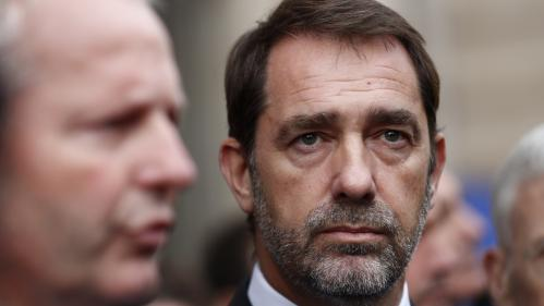 """Attaque à la préfecture de police : """"L'organisation de cet acte terroriste ne permet pas de présumer que ce serait un système organisé"""", affirme Christophe Castaner"""