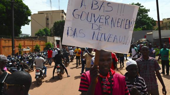G5-Sahel : l'armée du Burkina Faso en pleine déroute 20168751