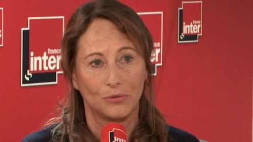 """VIDEO. Mouvement Extinction-Rebellion : """"Il faut les réprimer très rapidement"""" selon Ségolène Royal"""