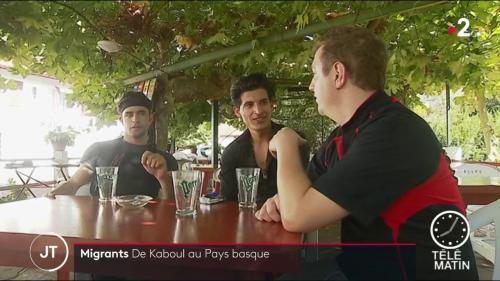 Migrants : la nouvelle vie de deux Afghans au Pays basque