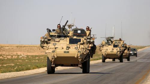 Syrie : les Kurdes s'inquiètent du retrait des Etats-Unis dans le nord du pays au profit de la Turquie