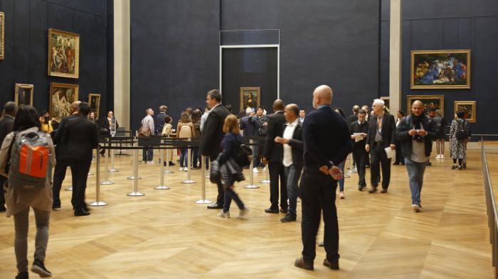 La Joconde retrouve sa place dans une salle rénovée au Louvre