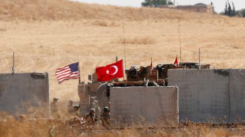"""Syrie : le retrait de soldats américains ne concerne que """"50 à 100 membres"""" des forces spéciales"""