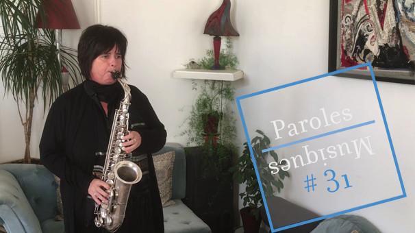 """Géraldine Laurent, grande prêtresse du jazz, sur """"Des mots de minuit"""""""
