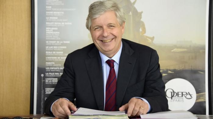 Le directeur de l'Opéra de Paris Stéphane Lissner nommé au San Carlo de Naples