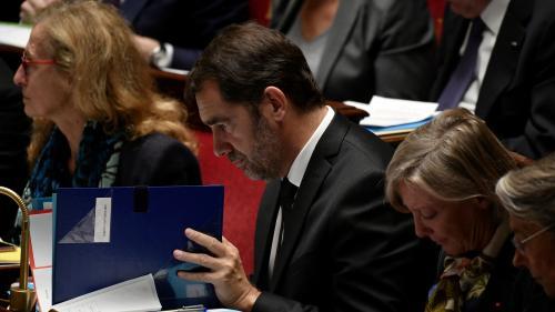 """DIRECT. Attaque à la préfecture de police : Christophe Castaner évoque """"une faille grave"""" devant la commission des lois à l'Assemblée"""