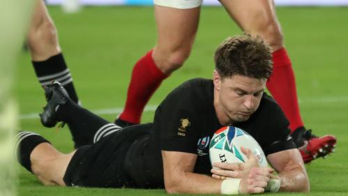 Coupe du monde de rugby: le ballon glissant, ou quand l'humidité au Japon devient un casse-tête pour les joueurs