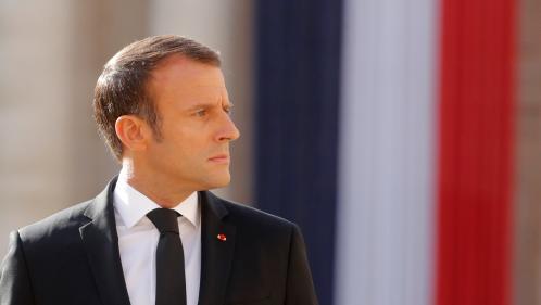 DIRECT. Emmanuel Macron rend hommage ce matin aux victimes de l'attaque à la préfecture de police