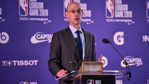 Hong Kong : la télévision chinoise annule la diffusion de deux matchs NBA après un tweet polémique d'un dirigeant de club