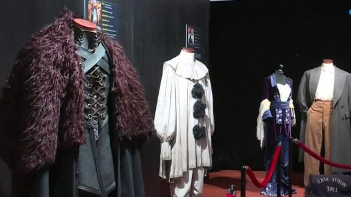 Game of Thrones, Titanic... une très riche exposition de costumes à Criel-sur-Mer