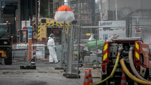 """INFO FRANCEINFO. Incendie à l'usine Lubrizol de Rouen:les services de la répression des fraudes ouvrent une enquête pour """"démarchage abusif"""""""