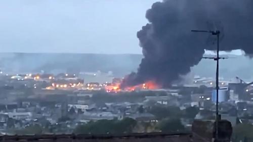 Incendie de l'usine Lubrizol : le département de l'Aisne touché