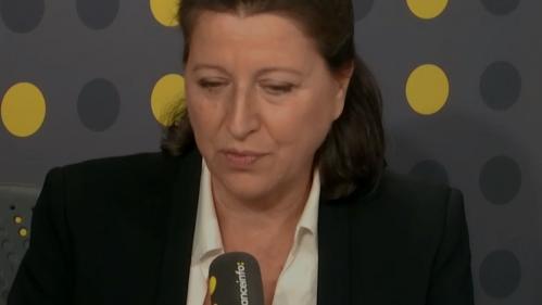 """Sida: Agnès Buzyn annonce une """"baisse de 7%"""" du nombre de contaminations en France entre 2017 et 2018"""", la première depuis plusieurs années   https://www.francetvinfo.fr/sante/sida/sidaction/sida-agnes-buzyn-annonce-une-baisse-de-7-du-nombre-de-cont"""