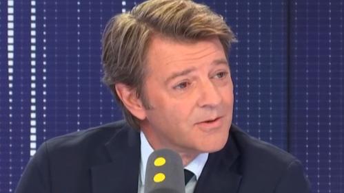 """VIDEO. Radicalisation : Emmanuel Macron """"a raison d'appeler à la solidarité nationale"""", """"les maires répondront présent"""", promet François Baroin"""