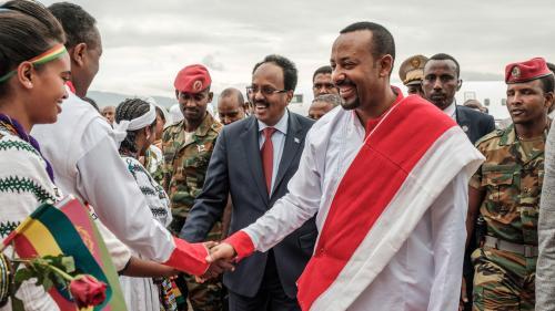 """Qui est Abiy Ahmed, le """"Gorbatchev éthiopien"""" sacré prix Nobel de la paix ?"""