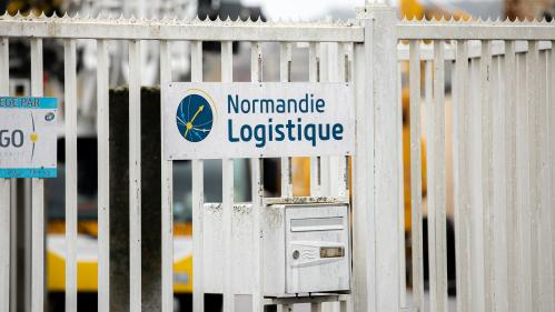 Incendie à l'usine Lubrizol : Normandie Logistique nie être à l'origine du feu