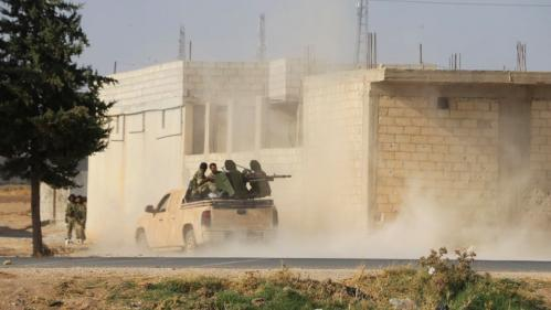 """DIRECT. Offensive en Syrie : la Turquie prend le """"risque d'aider Daech à reconstruire son califat"""", déclare Emmanuel Macron"""