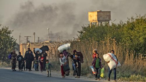 DIRECT. Le Conseil de sécurité de l'ONU se réunit au lendemain de l'offensive turque en Syrie