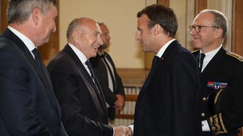 Municipales à Lyon : LREM va investir Gérard Collomb pour la présidence de la métropole