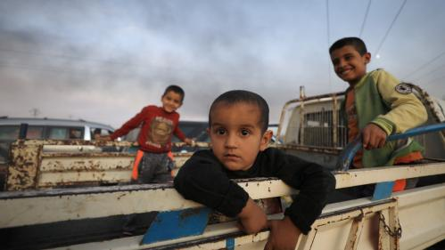 DIRECT. Offensive turque en Syrie : plus de 60 000 déplacés, selon l'Observatoire syrien des droits de l'Homme