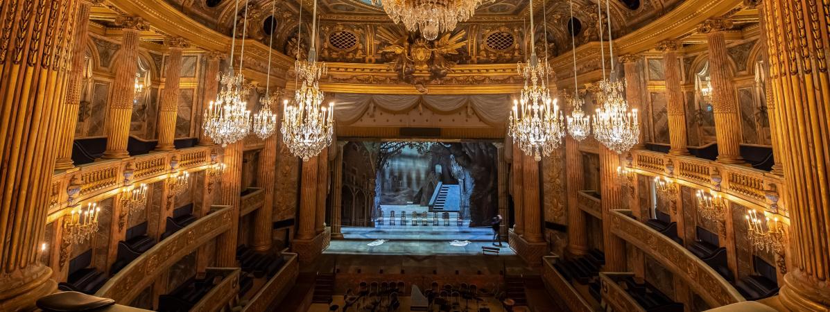 """L'Opéra royal de Versailles propose sa première """"production maison"""" depuis 1789"""