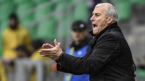 Ligue 1 : Toulouse se sépare de son entraîneur Alain Casanova